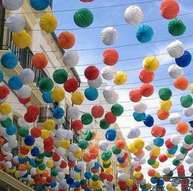 Iv ruta de la tapa de jubrique portal tem tico serran a for Farolillos de decoracion